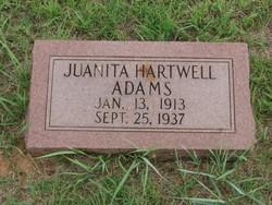 Juanita <i>Hartwell</i> Adams