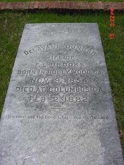 Delavane <i>Dunbar</i> Brooks