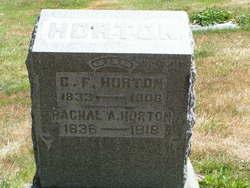 Rachal A <i>Mead</i> Horton