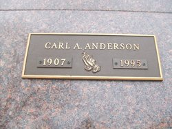 Carl Andrew Anderson
