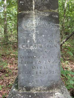 Nathaniel Robert Carrington