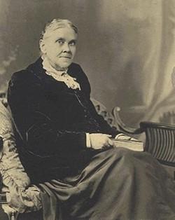 Ellen Gould <i>Harmon</i> White