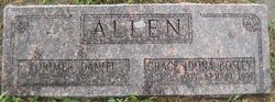 Grace Idona <i>Bosley</i> Allen