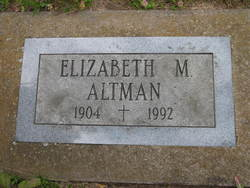 Elizabeth M. Altman