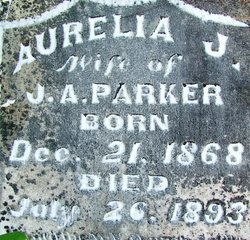 Aurelia J. <i>Penninger</i> Parker