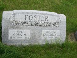 Kendrick D. Foster