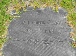 Alvie Curtis Allen