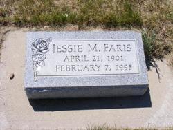 Jessie Margaret <i>McMaster</i> Faris