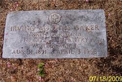 Irving Agustus Baker