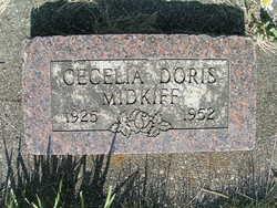 Doris Cecelia <i>Boak</i> Midkiff