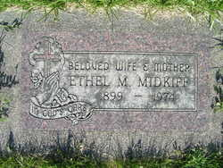 Ethel Mae <i>Willbanks</i> Midkiff