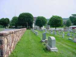 Mohler Brethren Church Cemetery