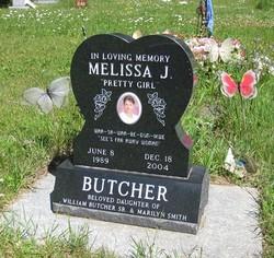 Melissa Jane Butcher