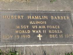 Herbert Hamlin Barber