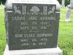 Sarah Jane <i>Cassell</i> Downing