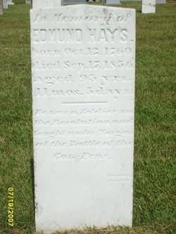Edmund Hays