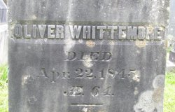 Oliver Whittemore