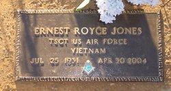 Ernest Royce Jones