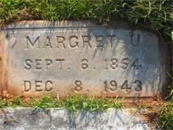 Margret U <i>Burks</i> Bouknight