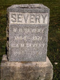 William H Severy
