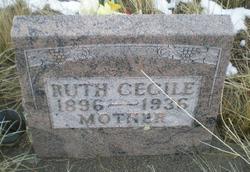 Ruth Cecile <i>Rue</i> Stephens