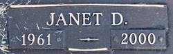 Janet Diane <i>Ribble</i> Waddell