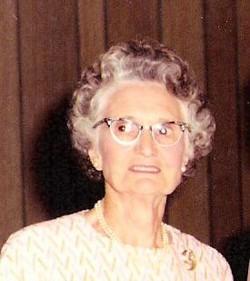 Mabel Virginia Alcorn