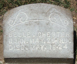 Louisa Isabelle Belle <i>Frank</i> Chester