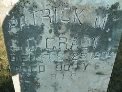 Patrick Michael O'Grady