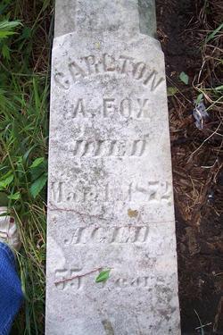 Carlton Augustus Fox