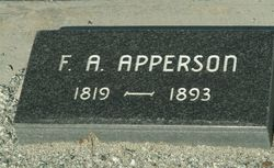 F. A. Apperson