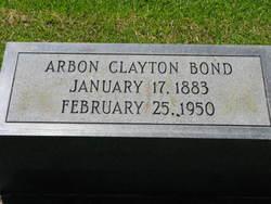 Arbon Clayton Bond