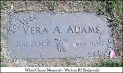 Vera A. Adams
