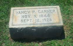 Yancy P. Garner