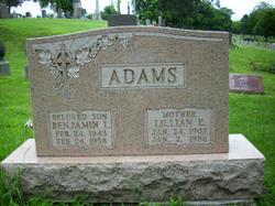 Lillian E. Adams