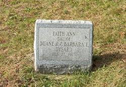 Faith Ann Dysard