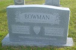 A Ruth <i>Nealy</i> Bowman