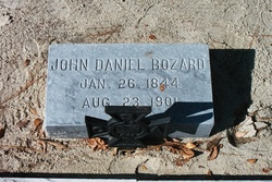 John Daniel Bozard