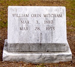 William Orin Mitcham