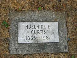 Adelaide E. Curtis