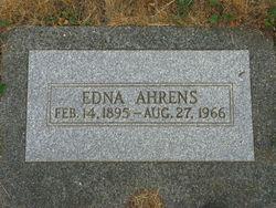 Edna E. <i>Bolen</i> Ahrens