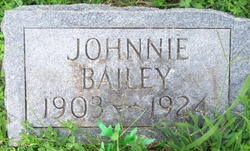 Johnnie Bailey