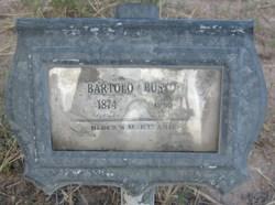 Bartolome Bartolo Bustos
