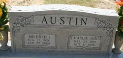 Charlie Odis Austin