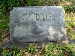 Gladys V Cuddy