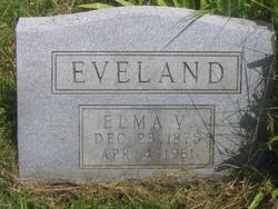 Elma V Eveland
