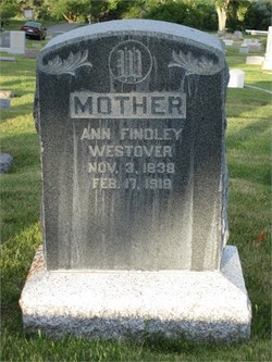 Ann <i>Findley</i> Westover