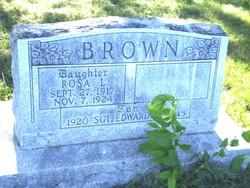 Edward Albert Brown