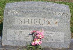 Martha Virginia <i>Johnson</i> Shields