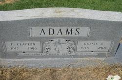 E. Clayton Adams